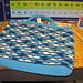 Rainclouds Teacher's tote pattern