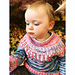 Jelly Roll Sweater Littles Edition pattern