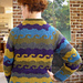 Easy Top Down Pullover pattern