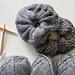 Stockin Scrunchie pattern