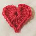 Galentine's Love Heart pattern