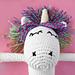 Eloise Unicorn Amigurumi Doll pattern