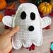 Ghost Ragdoll Amigurumi pattern