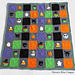 Halloween Granny Square Blanket pattern