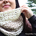 Lacy Cozy Cowl pattern