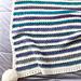 Star Stitch Blanket pattern