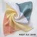 C2C Silt Blanket pattern