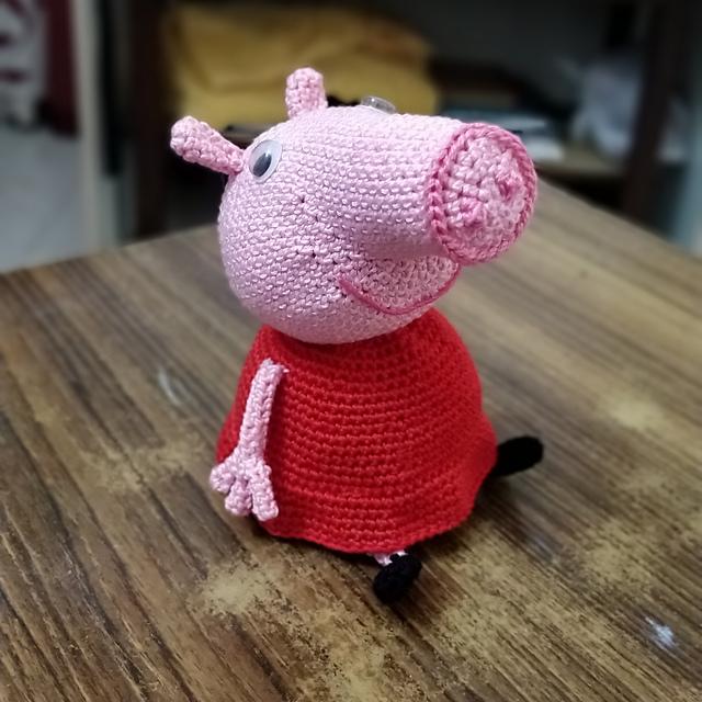 Peppa Pig - free crochet pattern - Amigurumi Today   640x640