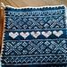 Grytelapper Setesdalsinspirasjon i Gråtroner pattern