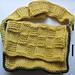 Basketweave Mini Messenger Bag pattern