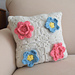 Picking Flowers Pillow pattern
