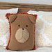 Lion Pocket Pillow pattern
