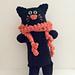 Black Cat Softie pattern