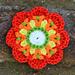 Scrappy Flowers - Resteblumen pattern