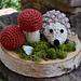 Little Hedgehog - Kleiner Igel pattern