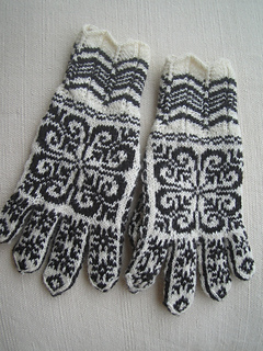 Selbu gloves
