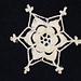 Irish Rose Snowflake pattern