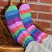 Learn-it & Knit-it: Toe-Up Socks pattern