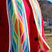 Topographical Scarf pattern