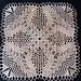 Quadratisches Deckchen 7014/10 pattern