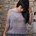 Amali Sweater pattern