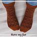 Retro My Feet pattern