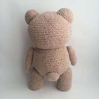 Amigurumi bear free pattern | Teddybär muster, Kostenlose muster ... | 320x320