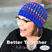 Better Together Puff Stitch Hat pattern