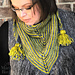Super Simple Two Ball Shawl pattern