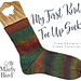 My First Toe Up Knit Socks pattern