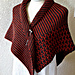 Rusted Roof Shawl pattern