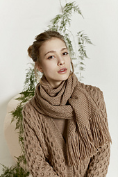 shown with coat pattern 265-46 Urania