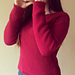Cropped seed sweater pattern