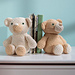 Teddy Bear Bookends pattern