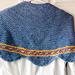 Avonlea Shawlette pattern