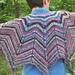 The Wishing Star poncho pattern