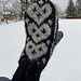 Heart Mittens pattern