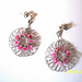 Pink Pearls pattern