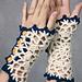 Doily Wristlets pattern