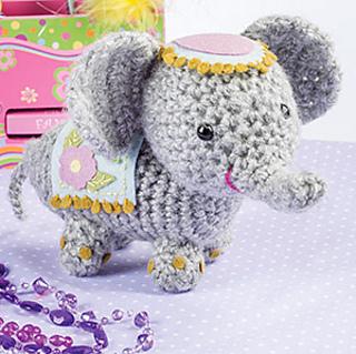LGC Knitting & Crochet Magazine | Elena Elephant and Circle Bag | Keep Calm  and Crochet On U.K | 319x320