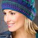 Carpathian Peaks Hat pattern