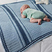Little Boy's Blues Blanket pattern