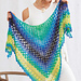 Tahitian Nights Shawl pattern