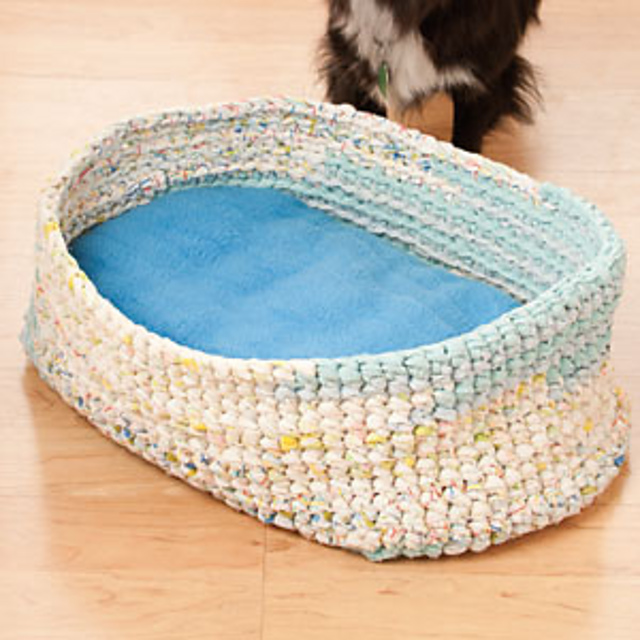 Sensational Ravelry Sweet Dreams Pet Bed Pattern By Wanda Jean Mayhall Short Links Chair Design For Home Short Linksinfo
