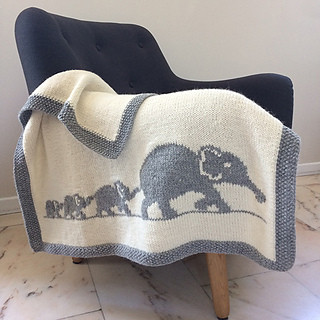 FAMILY Finished blanket