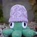 Octopus Stuffy with Newborn Cap pattern