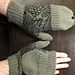 Games of Thrones: House Stark Convertible Mitts pattern