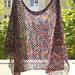 Miki's Netz Werk pattern
