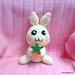 Amigurumi: Happy bunny pattern