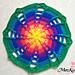 Wheel To Love Mandala pattern